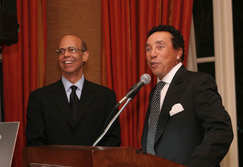 Dr. Lomax and Smokey Robinson