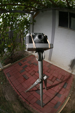 First Tripod